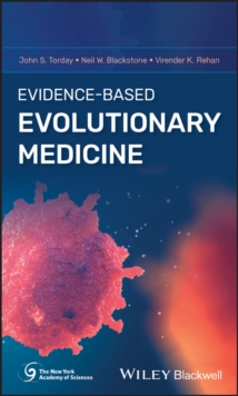 Evidence-Based Evolutionary Medicine, Hardback Book