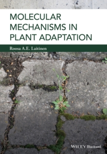 Molecular Mechanisms in Plant Adaptation, Hardback Book