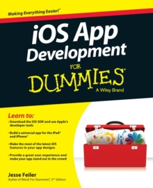 iOS App Development For Dummies, Paperback Book