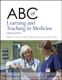 ABC of Learning and Teaching in Medicine, Paperback / softback Book