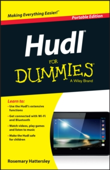 Hudl for Dummies, Paperback / softback Book