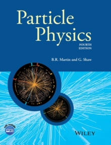 Particle Physics, Hardback Book