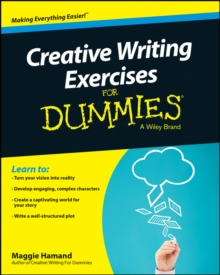 Creative Writing Exercises For Dummies, Paperback Book