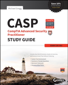 CASP CompTIA Advanced Security Practitioner Study Guide : Exam CAS-002, Paperback Book