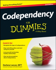 Codependency For Dummies, Paperback Book