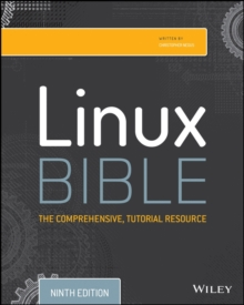 Linux Bible, Ninth Edition, Paperback Book