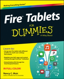 Fire Tablets For Dummies, Paperback / softback Book