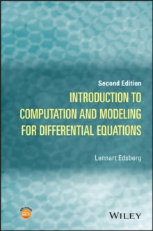 Introduction to Computation and Modeling for Differential Equations, Hardback Book