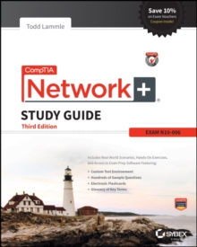 Comptia Network+ Study Guide, (Exam : N10-006)     Third Edition, Paperback Book