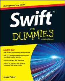 Swift for Dummies, Paperback / softback Book