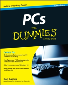 PCs for Dummies, 13th Edition, Paperback Book