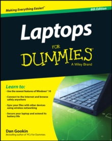 Laptops for Dummies, 6th Edition, Paperback / softback Book