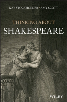 A Thinking Person's Guide to Shakespeare, Paperback Book