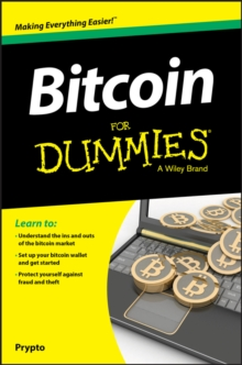 Bitcoin For Dummies, Paperback / softback Book