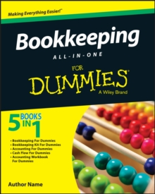 Bookkeeping All-In-One for Dummies, Paperback Book