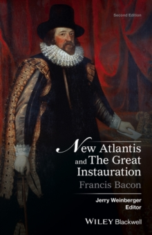 New Atlantis and The Great Instauration, Paperback / softback Book