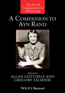 COMPANION TO AYN RAND, Paperback Book