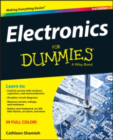 Electronics For Dummies, Paperback / softback Book
