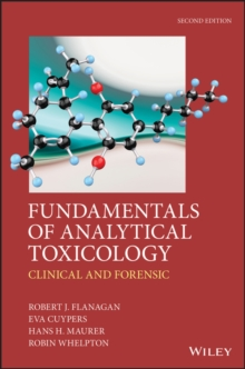 Fundamentals of Analytical Toxicology : Clinical and Forensic, EPUB eBook