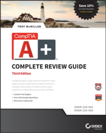 CompTIA A+ Complete Review Guide : Exams 220-901 and 220-902, Paperback Book