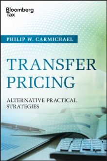 Transfer Pricing : Alternative Practical Strategies, Hardback Book