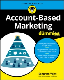 Account-Based Marketing For Dummies, Paperback / softback Book