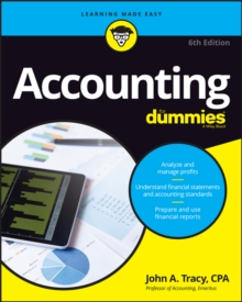 Accounting For Dummies, Paperback Book