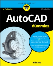AutoCAD For Dummies, Paperback Book
