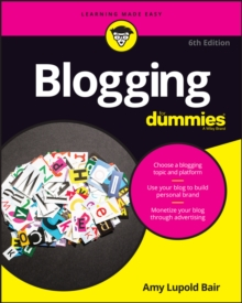 Blogging For Dummies, Paperback / softback Book