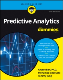 Predictive Analytics for Dummies, 2nd Edition, Paperback Book