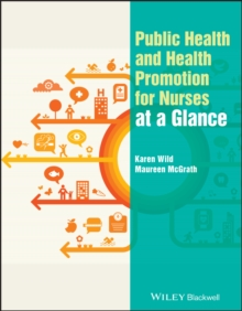 Public Health and Health Promotion for Nurses at a Glance, Paperback / softback Book