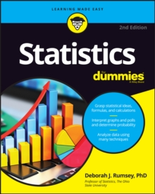 Statistics For Dummies, Paperback Book