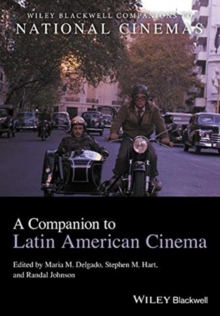 COMPANION TO LATIN AMERICAN CINEMA, Paperback Book