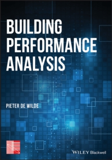 Building Performance Analysis, Hardback Book