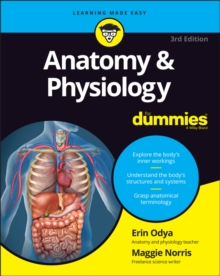 Anatomy & Physiology for Dummies, 3rd Edition, Paperback Book