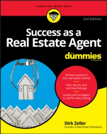 Success as a Real Estate Agent For Dummies, Paperback / softback Book