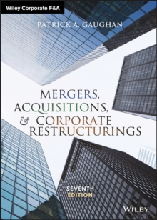 Mergers, Acquisitions, and Corporate Restructurings, Hardback Book