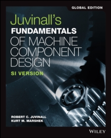 Machine Component Design, Paperback Book