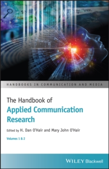 The Handbook of Applied Communication Research, 2 Volume Set, EPUB eBook
