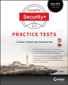 CompTIA Security+ Practice Tests : Exam SY0-501, Paperback / softback Book