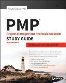 PMP: Project Management Professional Exam Study Guide, Paperback / softback Book