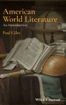 American World Literature: An Introduction, Hardback Book