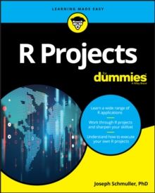 R Projects For Dummies, Paperback Book