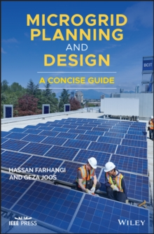 Microgrid Planning and Design : A Concise Guide, Hardback Book