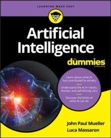 Artificial Intelligence For Dummies, Paperback Book