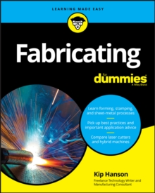 Fabricating For Dummies, Paperback / softback Book