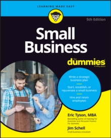Small Business For Dummies, Paperback / softback Book