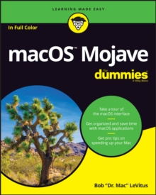macOS Mojave For Dummies, Paperback / softback Book