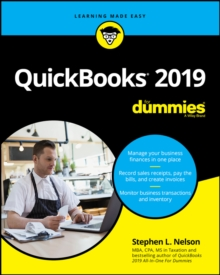 Quickbooks 2019 For Dummies Stephen L Nelson 9781119520528 Hive