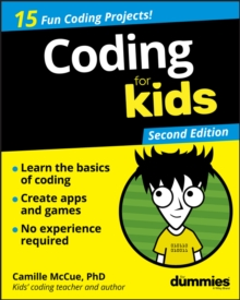 Coding For Kids For Dummies, Paperback / softback Book